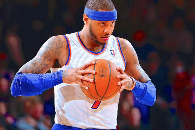 Flawed NY Knicks Still Paying Dearly for Carmelo Anthony's Original Sin