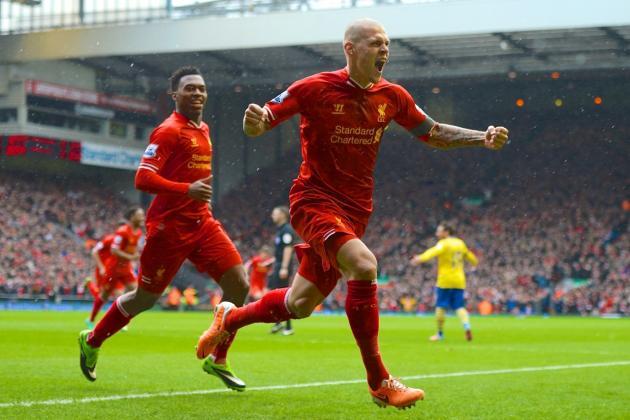 Liverpool vs. Arsenal: Premier League Live Score, Highlights, Report