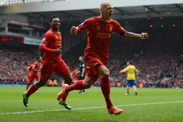 Liverpool vs. Arsenal Score, Grades and Post-Match Reaction