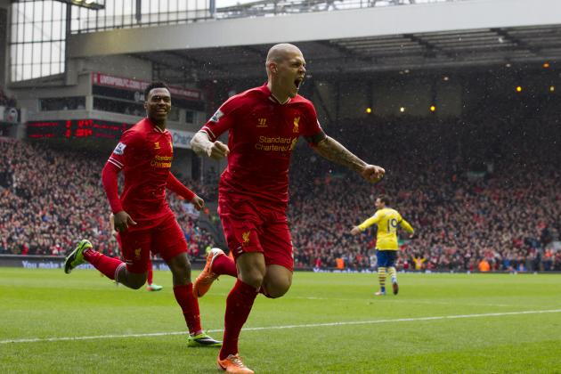 Analysing Martin Skrtel's Performance vs. Arsenal