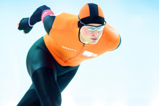Olympic Speedskating 2014: Live Men's 5000-Meter Medal Results and Analysis