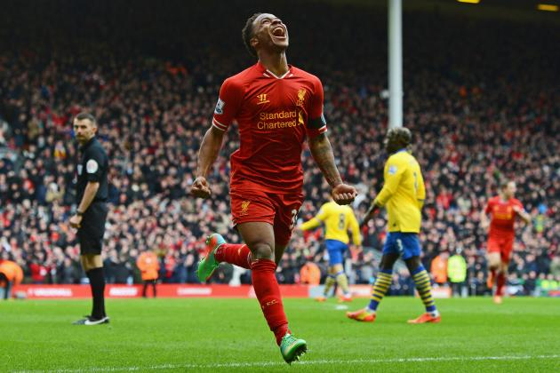 Analysing Raheem Sterling's Performance vs. Arsenal