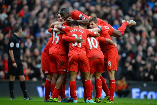 Twitter Reaction to Liverpool's Win over Arsenal
