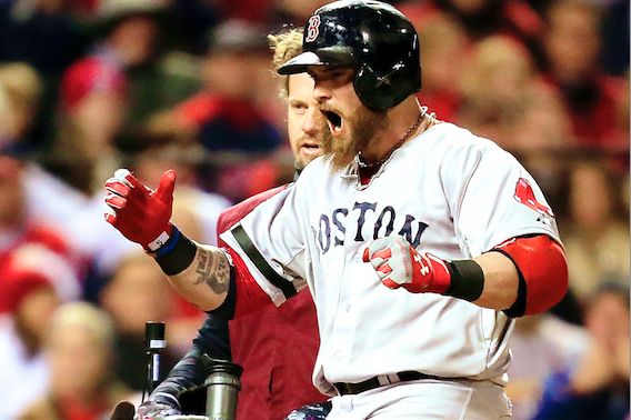Jonny Gomes Talks Offseason, Chemistry and 2014 Red Sox Repeat Hopes