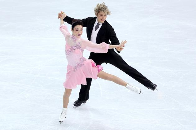 Olympic Ice Dancing 2014: Team Trophy Short Results, Points and Recap