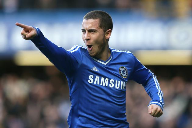 Analysing Eden Hazard's Performance vs. Newcastle United