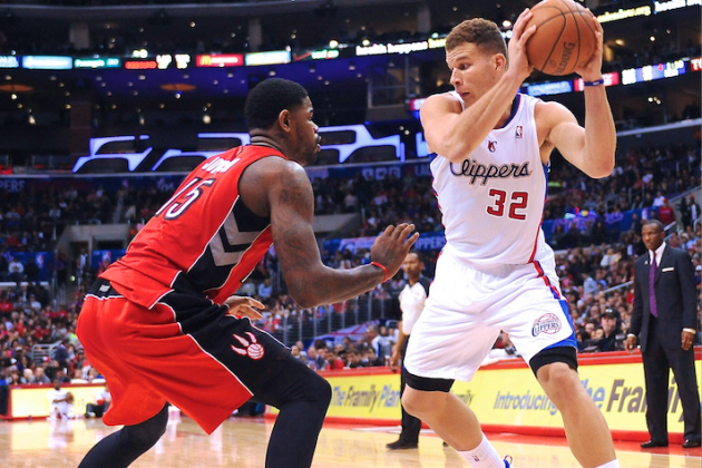 It's Time to Consider Blake Griffin a Legitimate NBA MVP Candidate