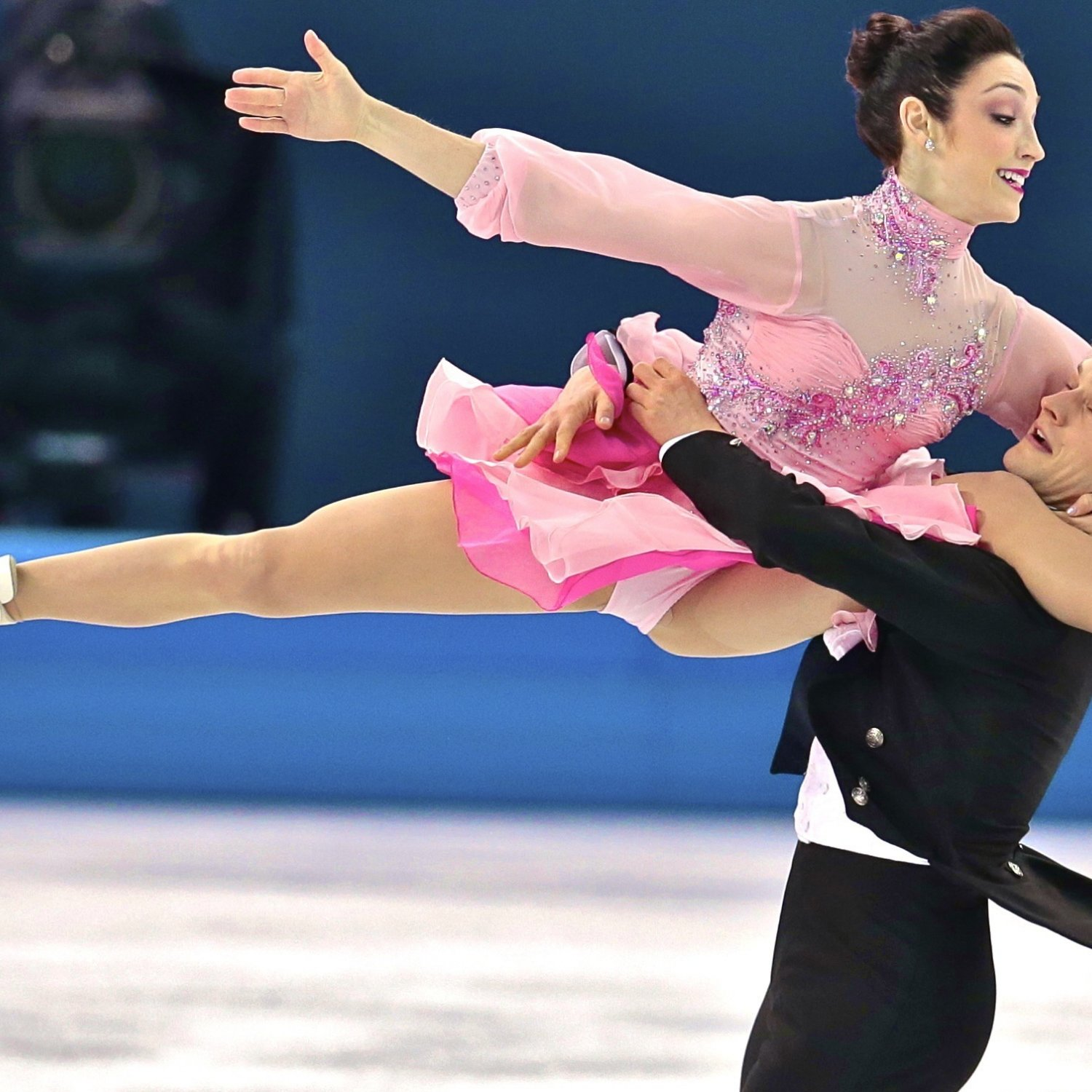 Olympic Ice Dancing 2014: Team Trophy Short Results