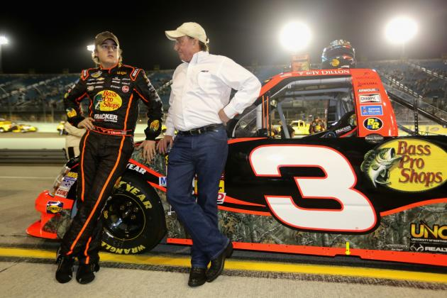 Could Ty Dillon Be the First Nationwide Rookie to Win the Championship?