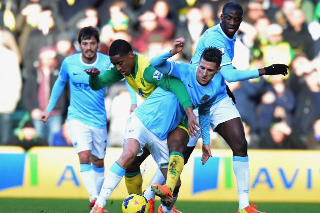 Norwich City vs. Manchester City Score, Grades and Post-Match Reaction