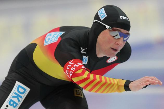Olympic Speedskating 2014: Claudia Pechstein Eyes Redemption After Drug Scandal
