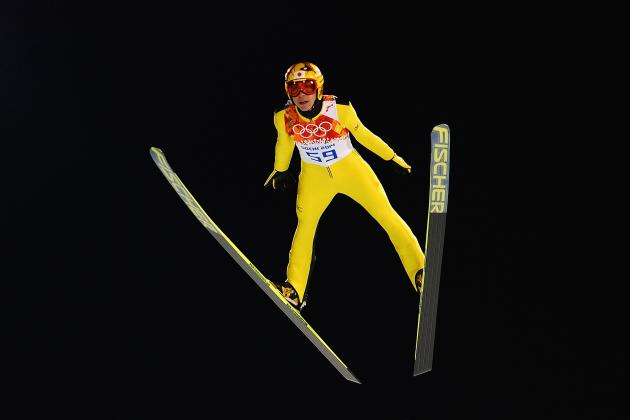 Olympic Ski Jumping Men's Results 2014: Normal Hill Qualifying Scores and Recap