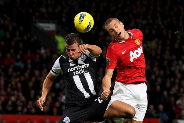 No More Hiding Places for Manchester United Defenders with Nemanja Vidic Exit