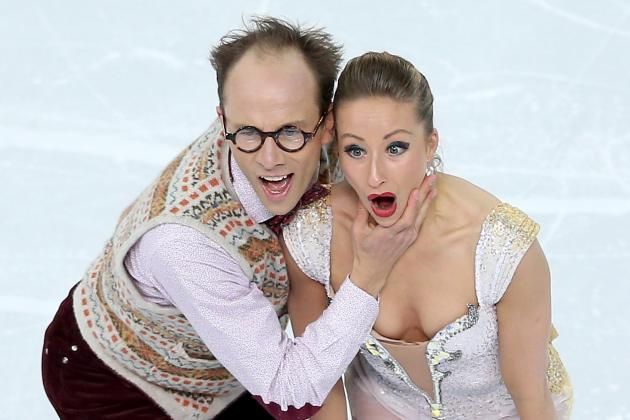 Report: Judge Fixing Scandal in Ice Dance Competition