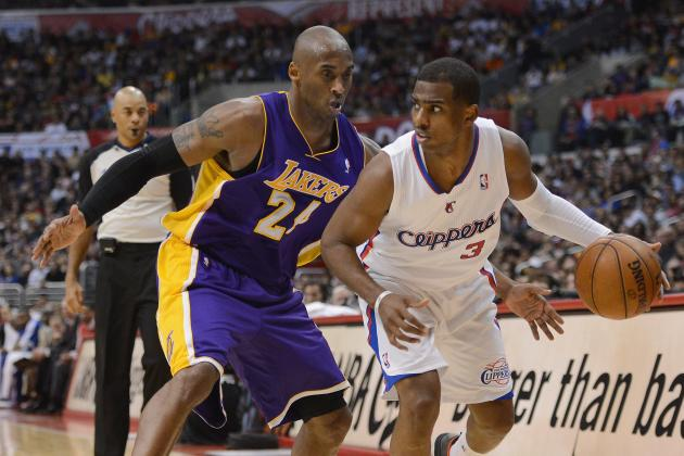 LA Lakers Will Have Long Road Back to the Top of Pacific Division