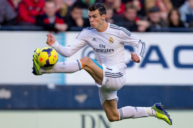 Real Madrid vs. Villarreal: Live Player Ratings for Los Blancos