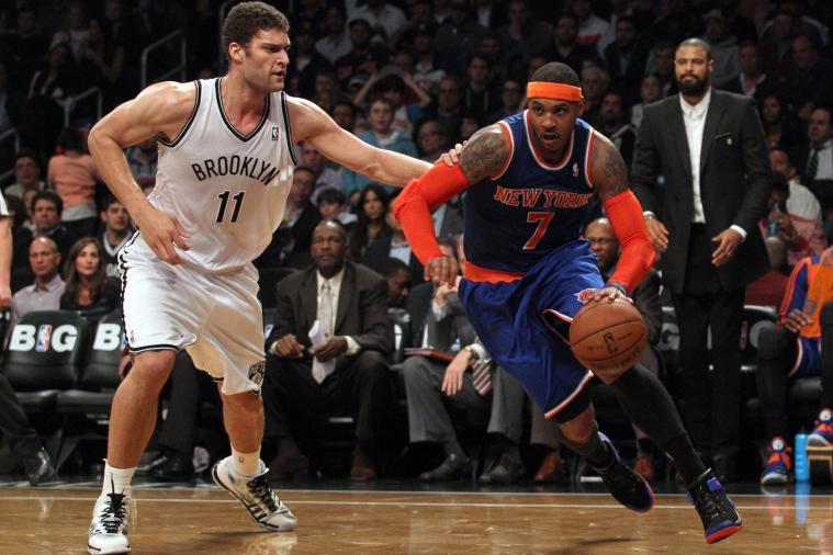 So Who's Winning the NBA's Battle for New York Now?