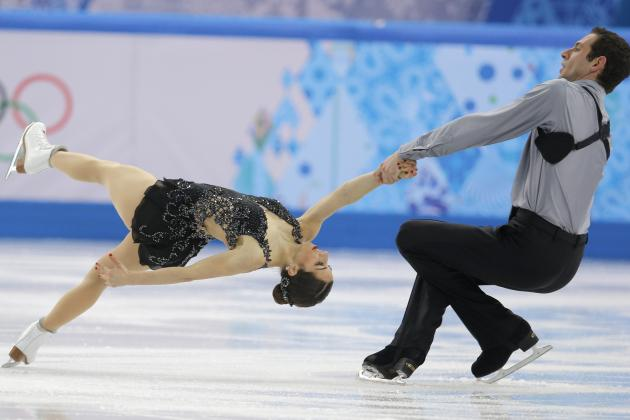 Pairs Figure Skating Results 2014: Olympics Team Trophy Free Points and Recap