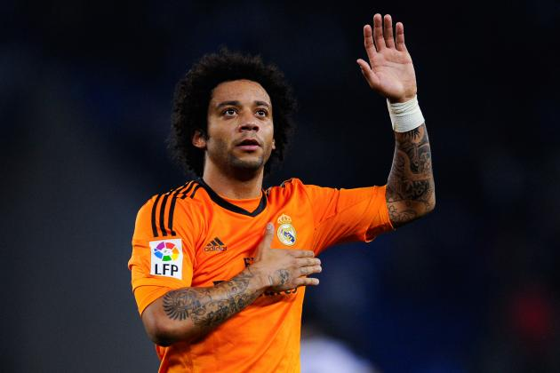 Marcelo Injury: Updates on Real Madrid Star's Back and Return