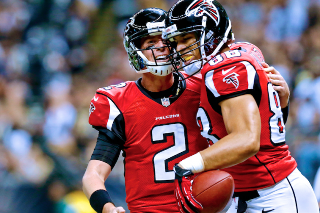Tony Gonzalez's Assessment of Matt Ryan Is Spot-On: He's Not Elite, Yet