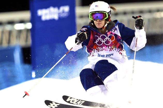 Women's Moguls Olympics 2014: Medal Winners and Final Results