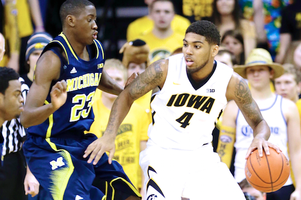 Michigan vs. Iowa: Live Score, Highlights and Reaction