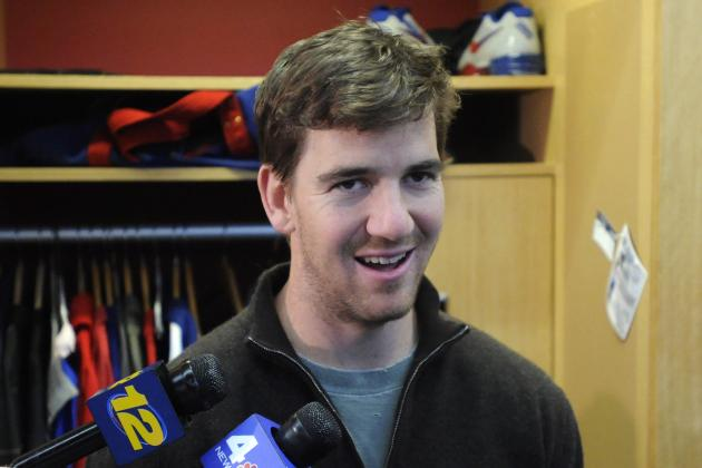 Why the New York Giants Should Not Extend Eli Manning's Contract in 2014