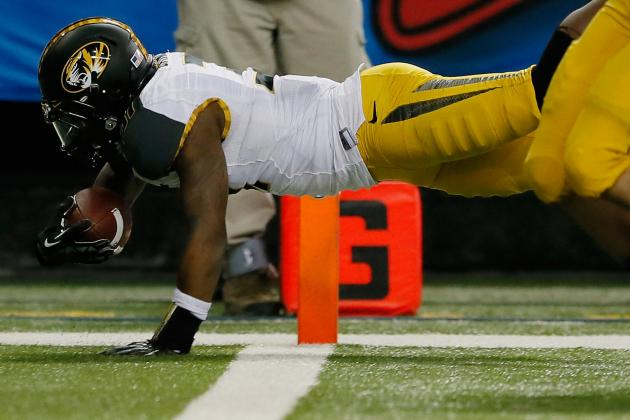 EJ Gaines Scouting Report: NFL Outlook for Missouri CB