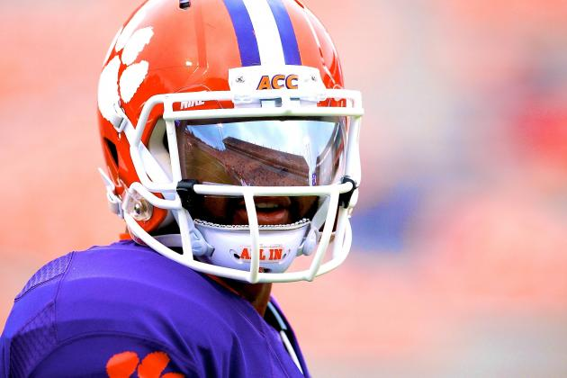 Chronicling the Rise and Fall of Tajh Boyd's Draft Stock
