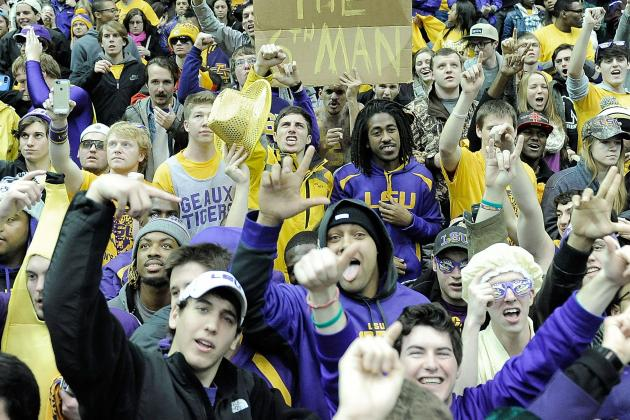 Report: LSU Lands 2016 Guard Mays