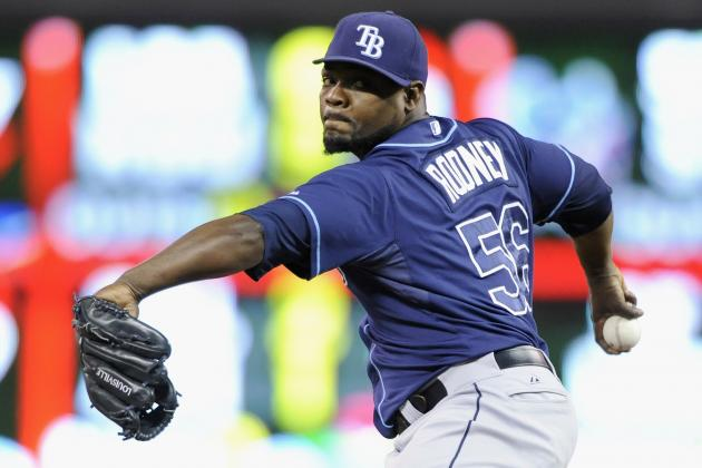 Seattle Mariners Bolster Bullpen with Fernando Rodney