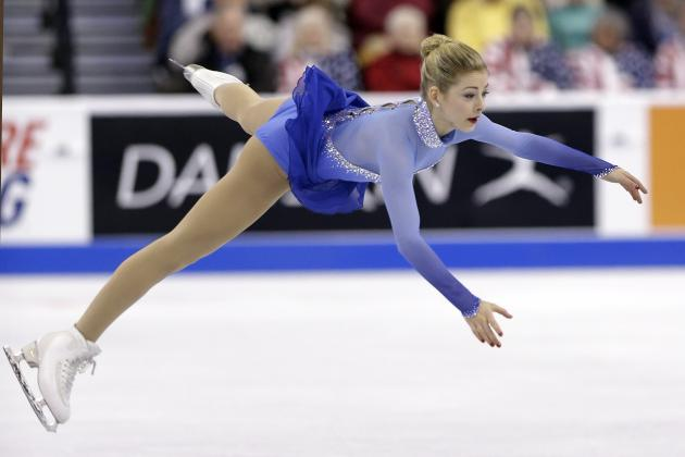 Pressure Is on Early for Gracie Gold at 2014 Winter Olympics