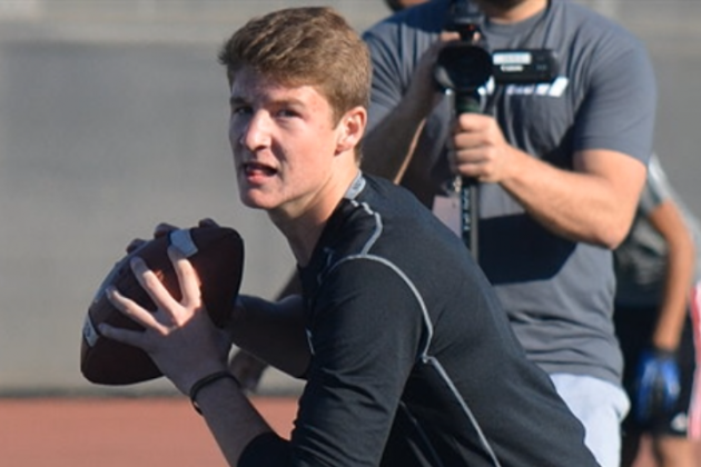 QB Blake Barnett to Graduate in December, Then Join Notre Dame