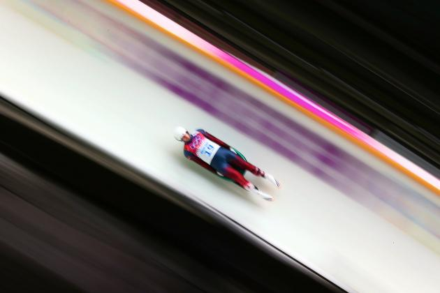 No Complaints from Sliders About Slow Sochi Track After 2010 Luge Tragedy