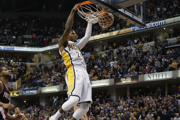 Paul George Says Indiana Pacers Are NBA's Version of Seattle Seahawks