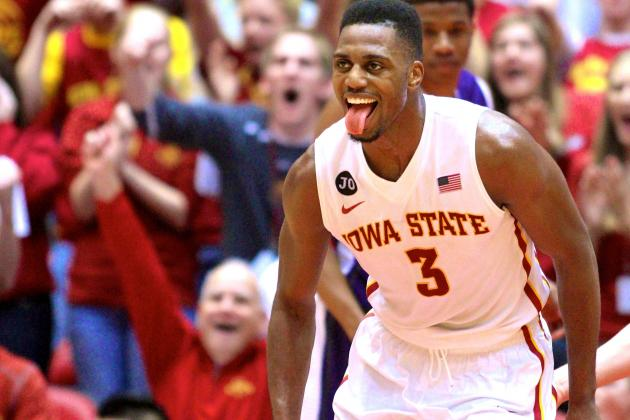 Melvin Ejim Scores Big 12-Record 48 Points in Iowa State's Win vs. TCU