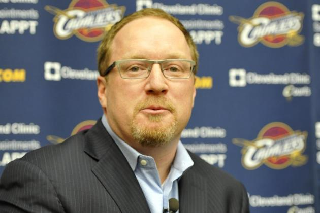 What New GM David Griffin Must Do to Stick with Cleveland Cavs