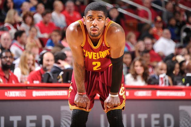 Is Kyrie Irving Even a Top 10 NBA Point Guard Anymore?
