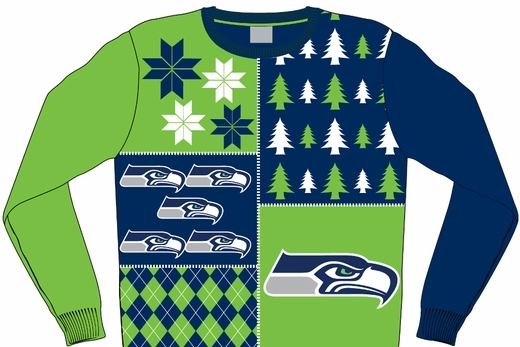 Get Ready for Next Christmas with These NFL Ugly Christmas Sweaters
