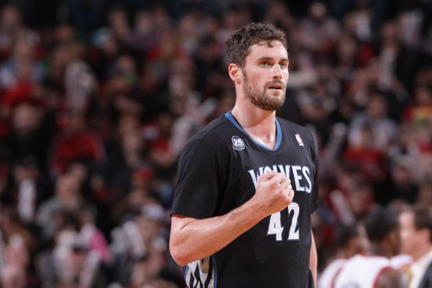 Kevin Love Injury: Updates on Timberwolves Star's Quad and Return
