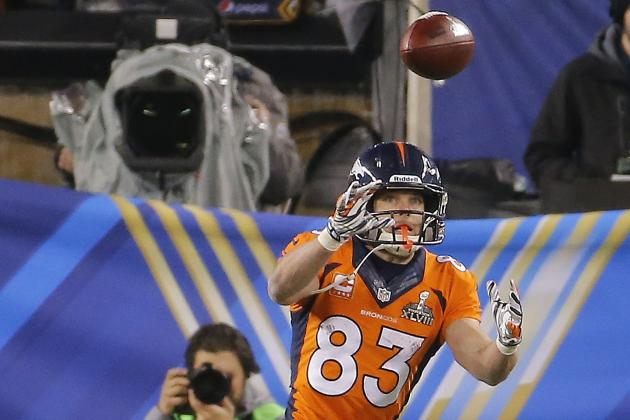 Broncos Have Decision to Make About Welker