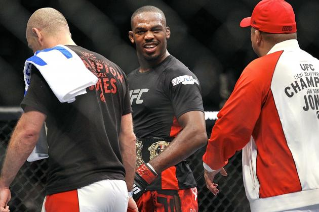 Jon Jones Doesn't See Eye to Eye with the UFC, and That May Cost the UFC Dearly
