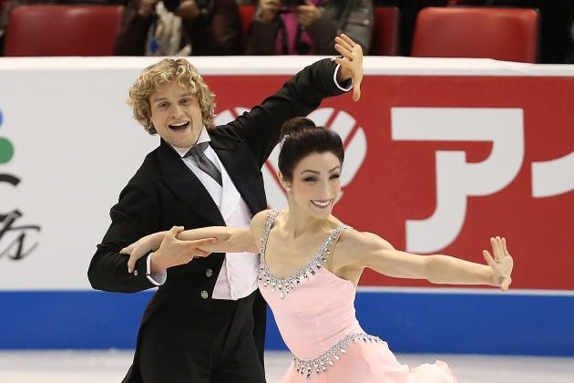 Meryl Davis, Charlie White Ready for Gold After Lifetime of Building Chemistry