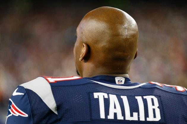 Why the New England Patriots Absolutely Must Re-Sign Aqib Talib
