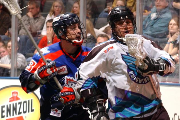 National Lacrosse League 2014: Week 5 Previews and Predictions