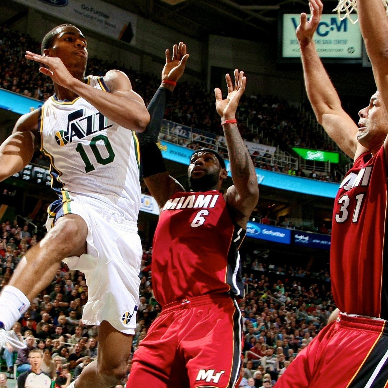 Hayward Scores 32 As Jazz Beat Nuggets: Miami Heat Vs. Utah Jazz: Live Score And Analysis