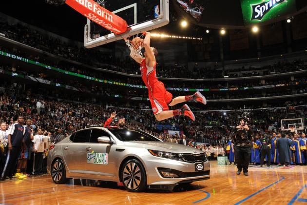 Blake Griffin on NBA Dunk Contest: 'I Would Never Do It Again'