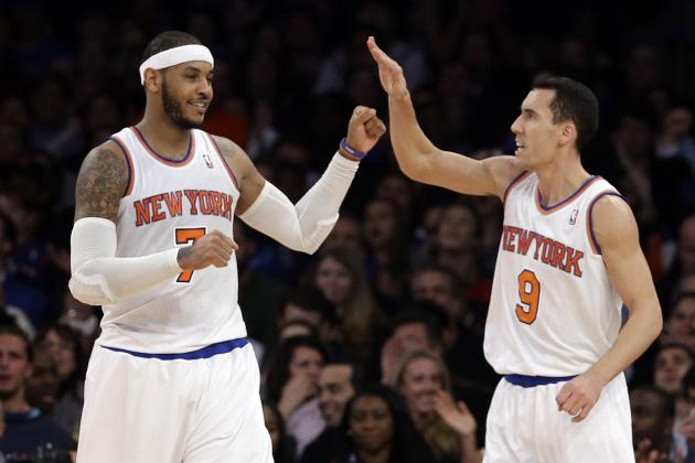 NY Knicks Must Find New Coach That Carmelo Anthony Likes and Respects