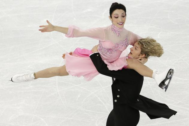 Olympic Figure Skating Schedule 2014: TV Info and Predictions for Day 2