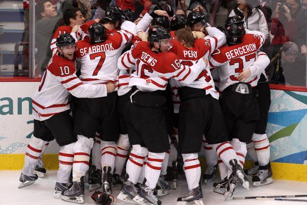 The Formula to Beat the 2014 Canadian Olympic Hockey Team in Sochi